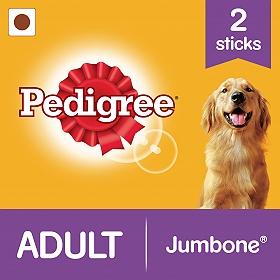Pedigree Jumbone Chicken And Rice Dog Treat - 200 Gm ( 3 Packs)