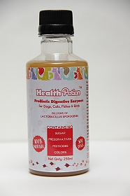Health Potion Probiotic Digestive Enzymes for Pets - 250 ml