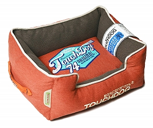 Touchdog Comfortable Care Canvas Bed - Small
