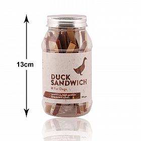 PetSpot Duck Sandwich - 100 gm