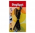 DogSpot Nylon Show Dog Leash - Black