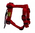 DogSpot Premium Harness Red 15 mm - Small