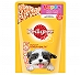 Pedigree Dog Treat Puppy Chicken & Rice - 80 gm (15 pieces)