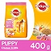 Pedigree Chicken & Milk Puppy Food - 400 gm
