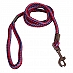 DogSpot Zig Zag Multicolor Rope Leash - Large