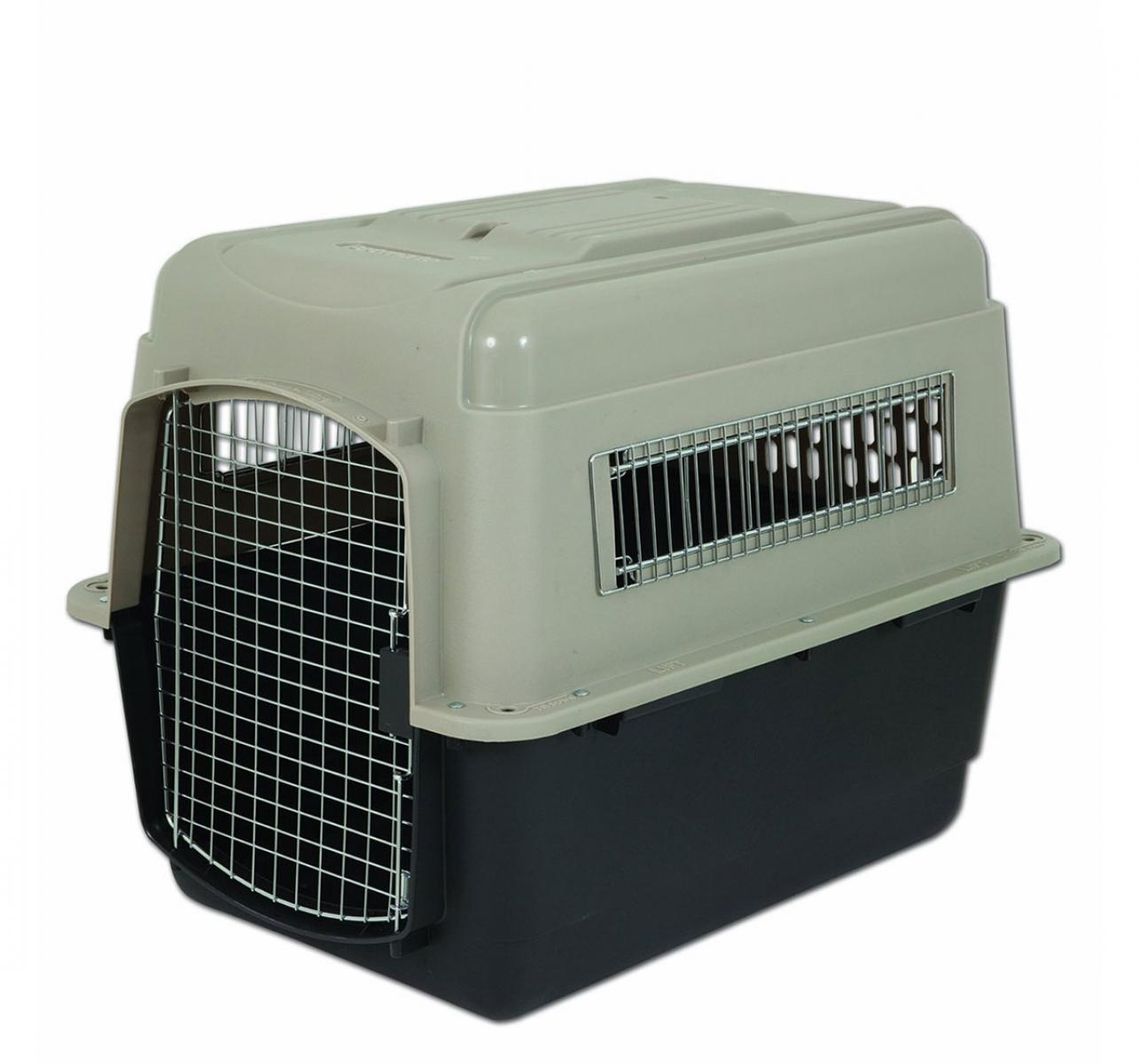 Petmate Ultra Vari Kennel Large -(LxBxH - 36x25x27 Inch)