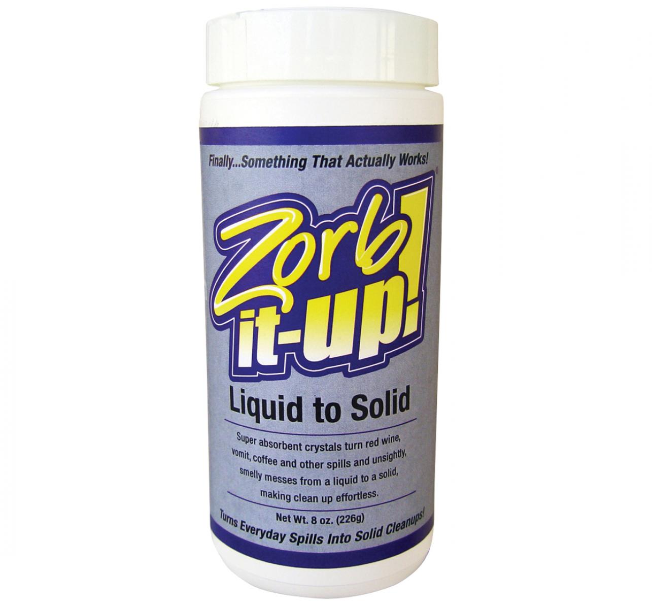 Zorb It Up Liquid to Solid converter - 226 gm (Pack Of 3)