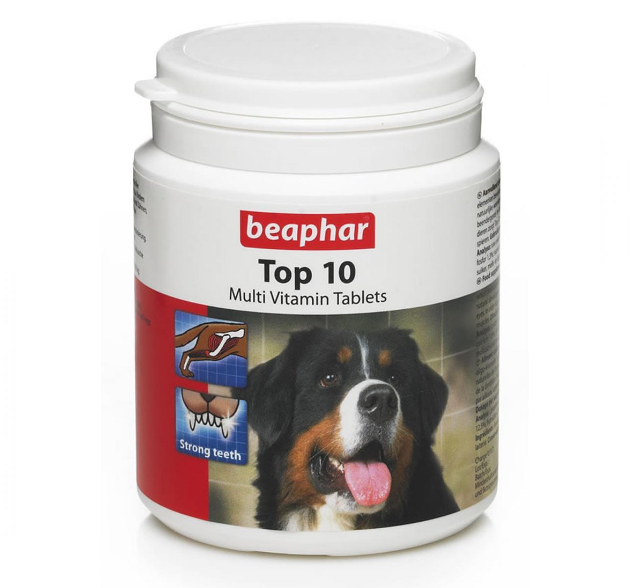 Top 10 Multivit Dog Vitamins Large Beaphar