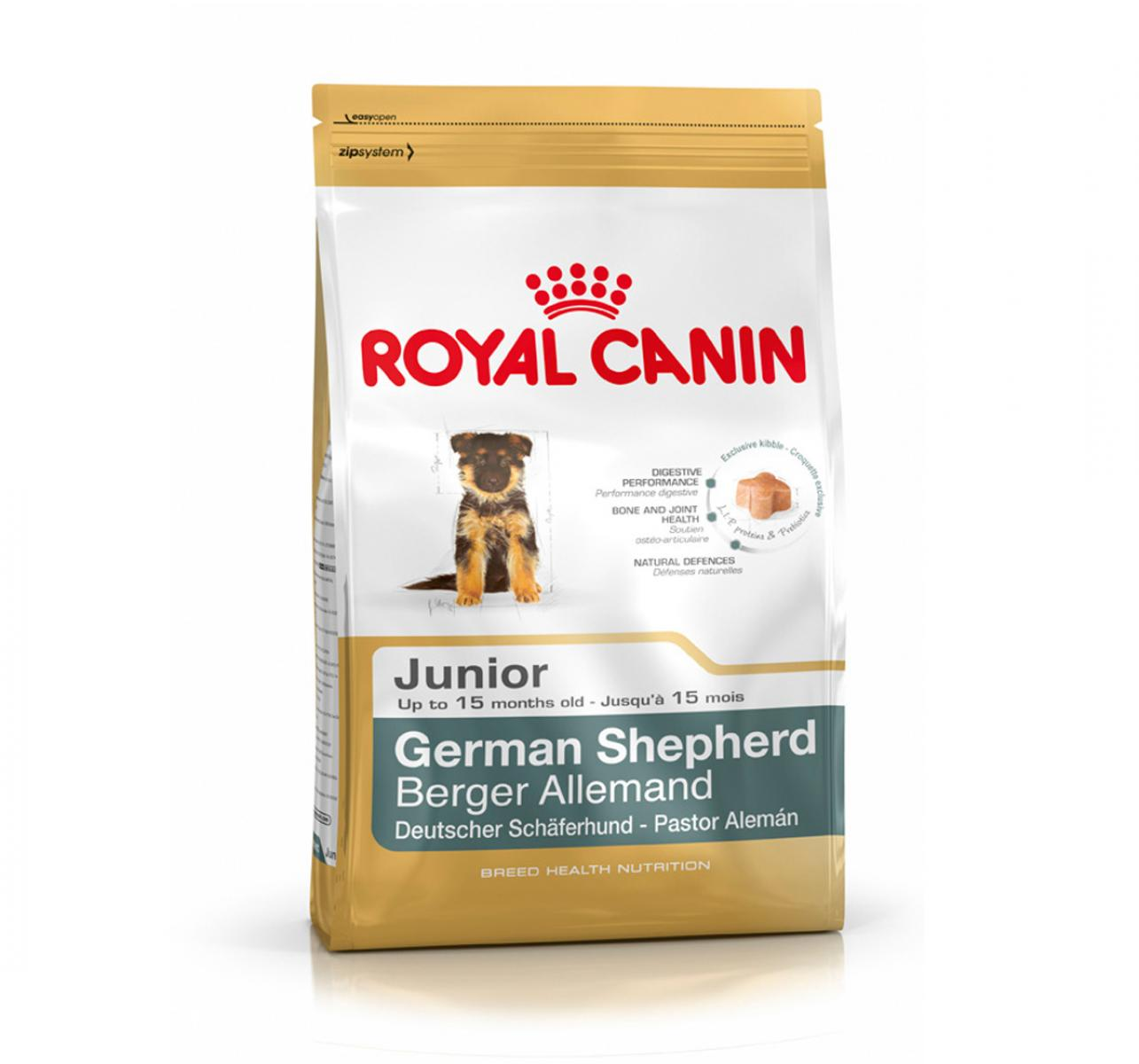 Royal Canin German Shepherd Junior - 3 Kg