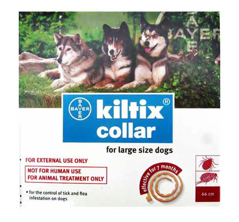Kiltix Collar Large Bayer