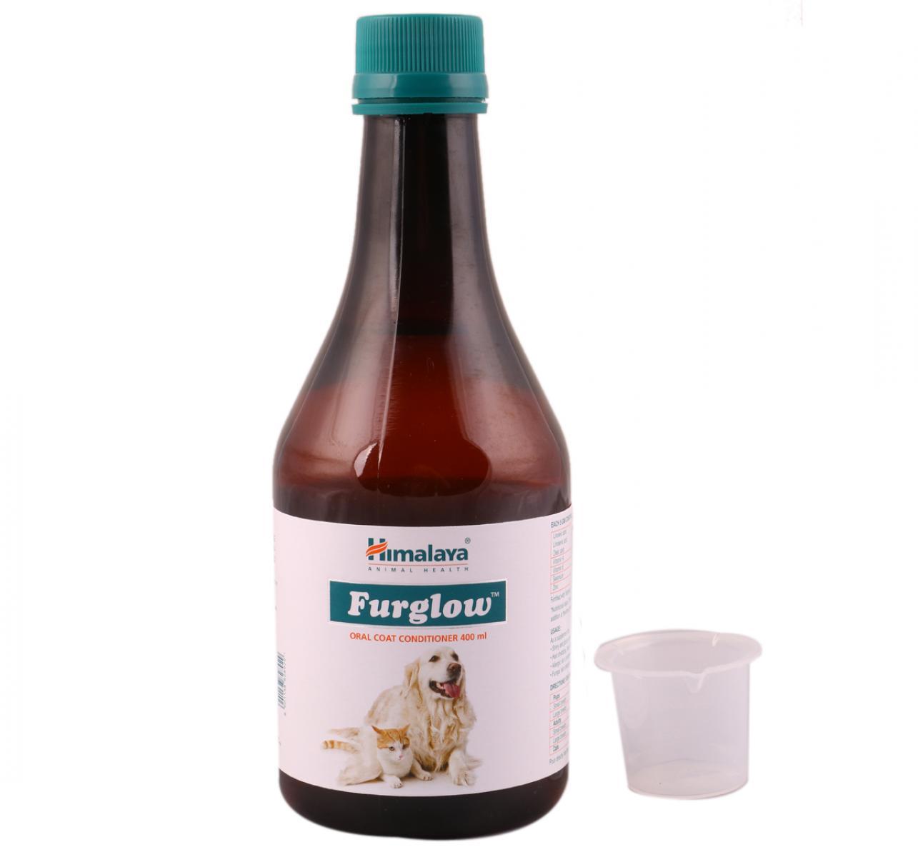 Himalaya Furglow Coat Supplement - 400 ml