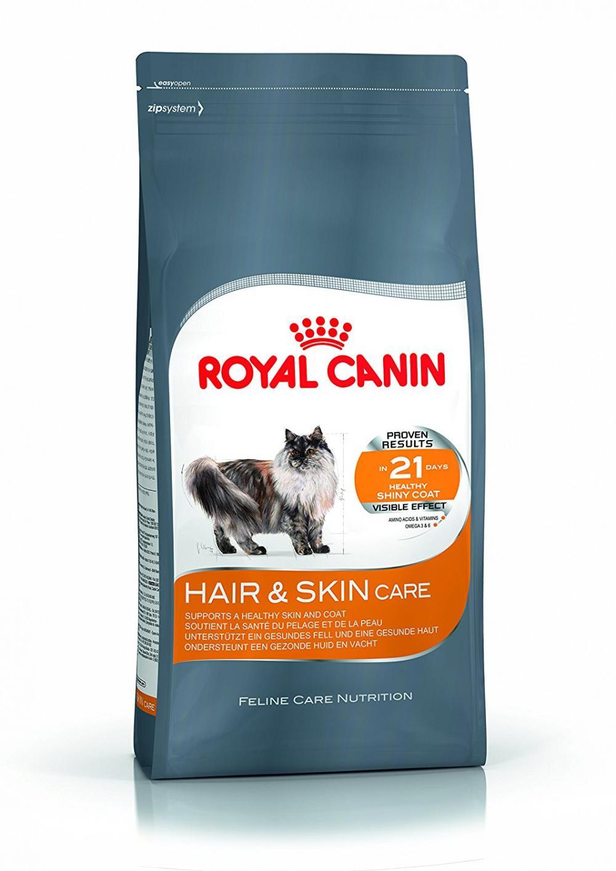 Royal Canin Hair And Skin Cat Food - 2 Kg