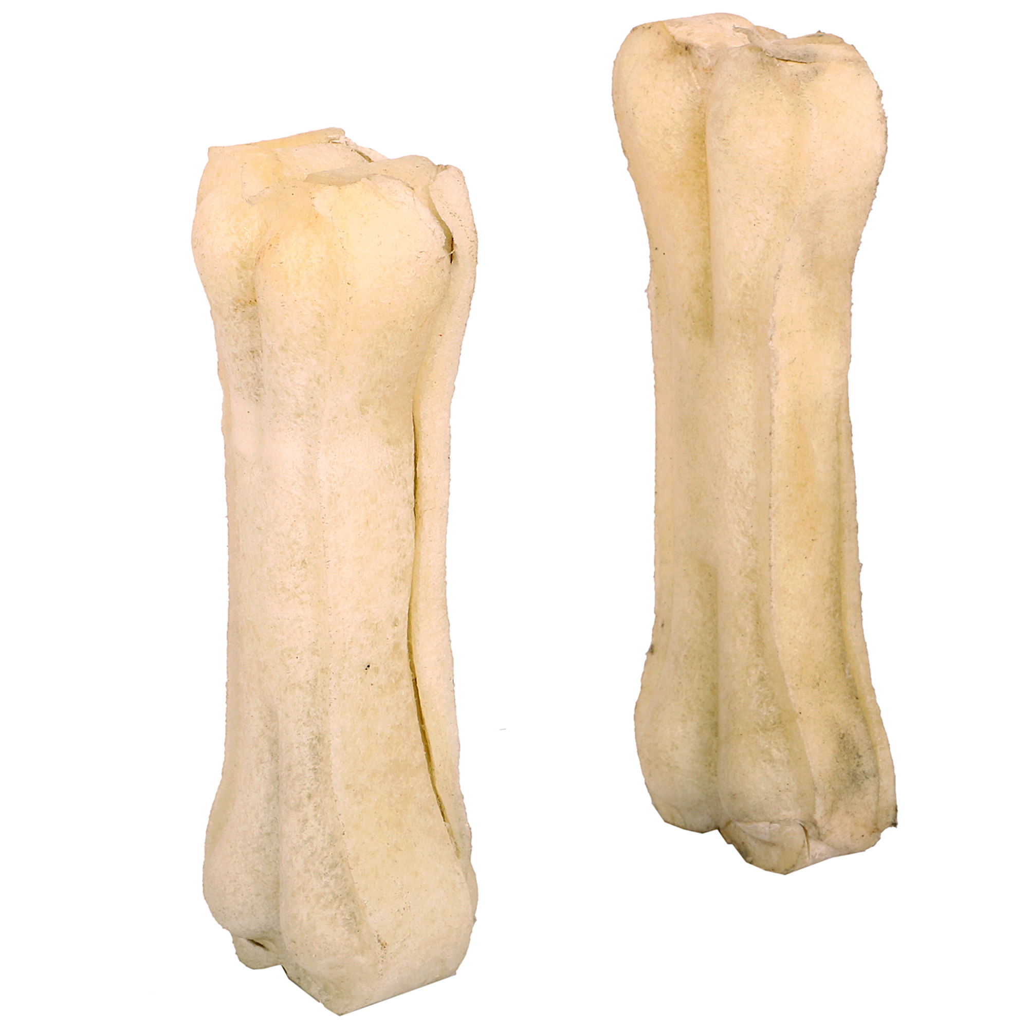 DogSpot Rawhide Bones 5 Inches - 2 Pieces (Pack Of 2)