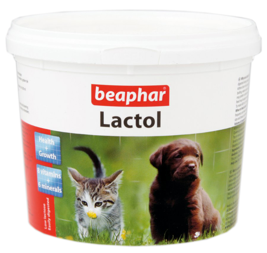 Royal Canin Puppy Food >> Lactol Puppy Milk Beaphar | DogSpot - Online Pet Supply Store