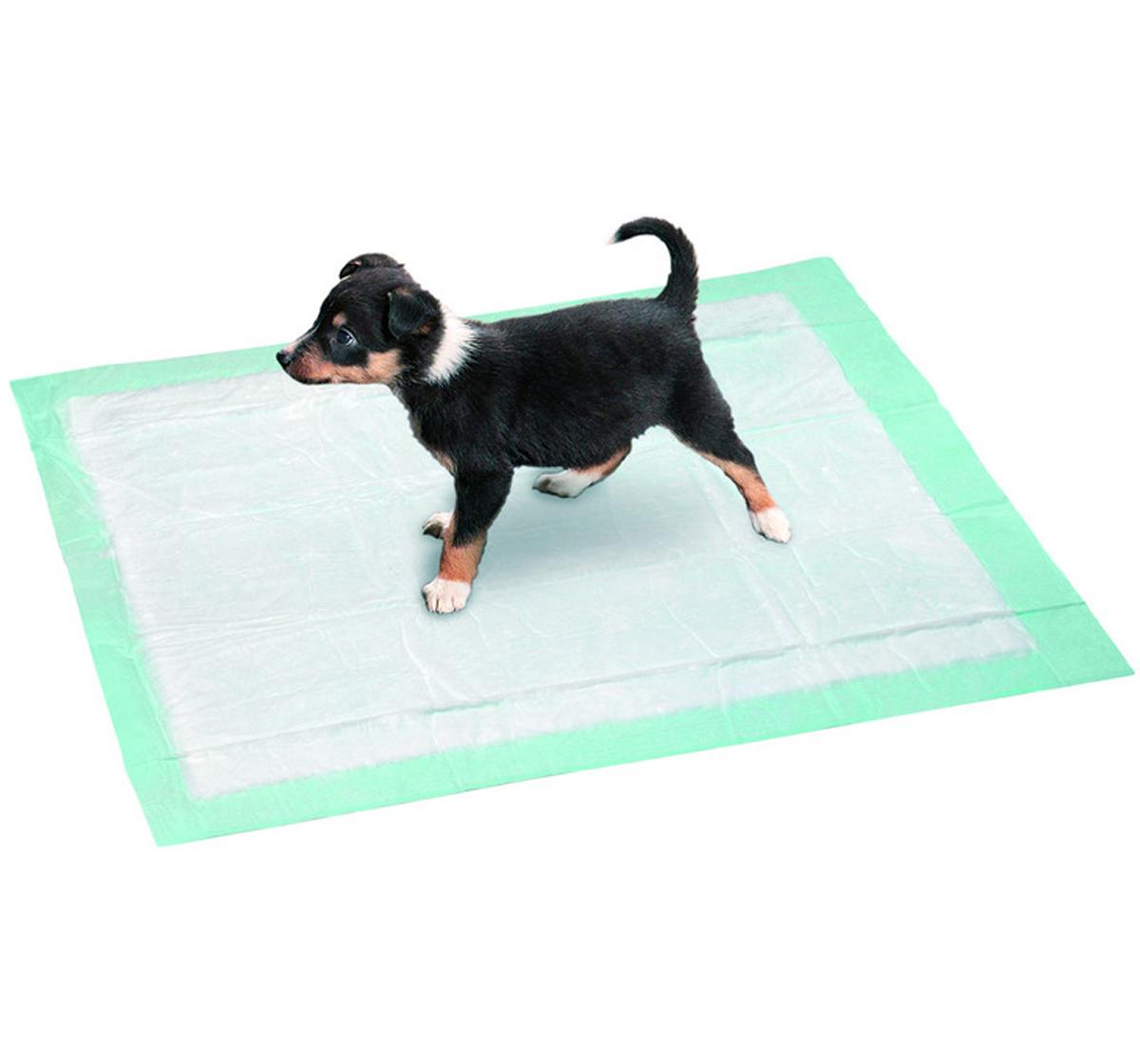 puppy potty training pads 48x40 cm 6 pcs karlie training