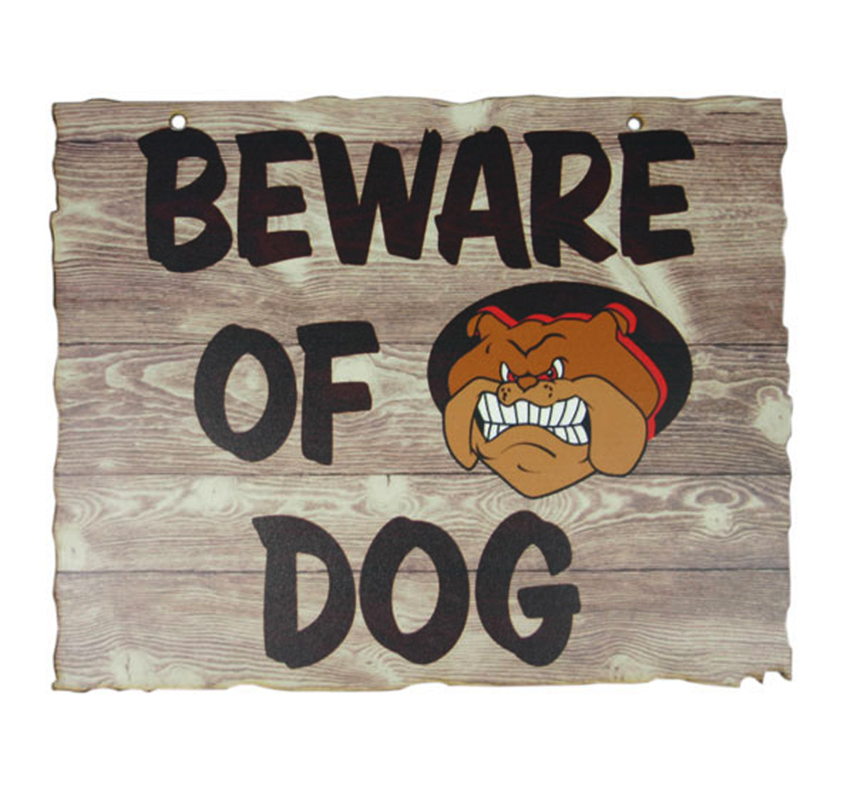 Beware Of Dog Warning Sign Door Plate Dogspot Online
