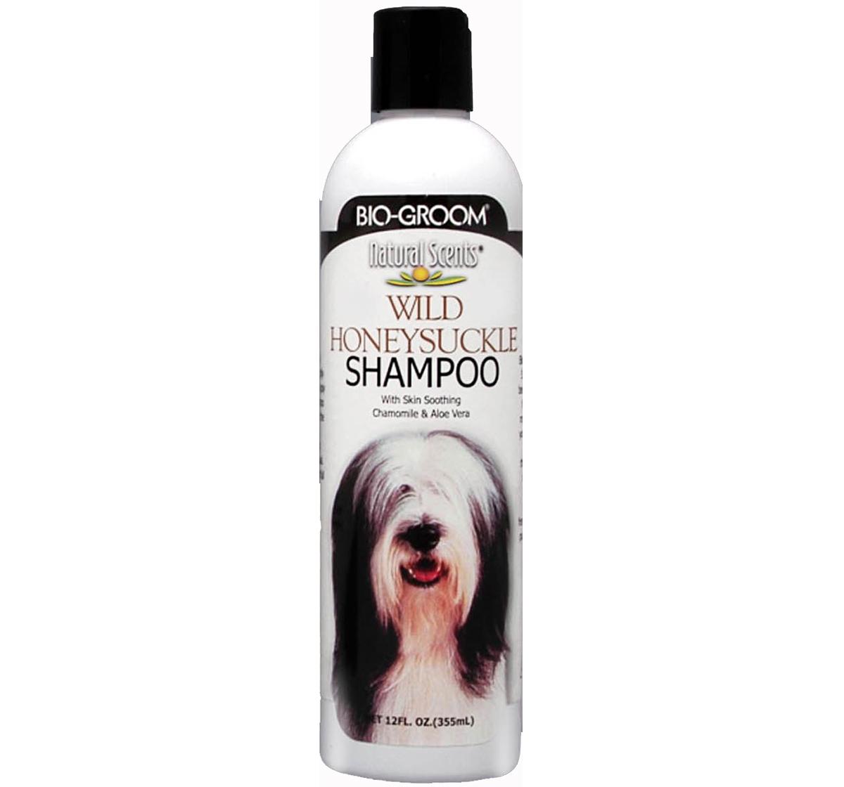 ... Dog Store > Shampoo > Natural Scents Wild Honey Suckle Dog Shampoo