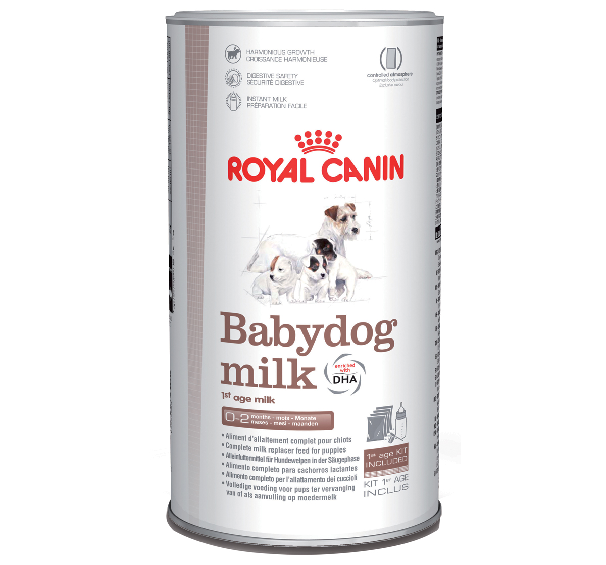 Royal Canin Baby Dog Milk For Puppies 400 Gms Dogspot