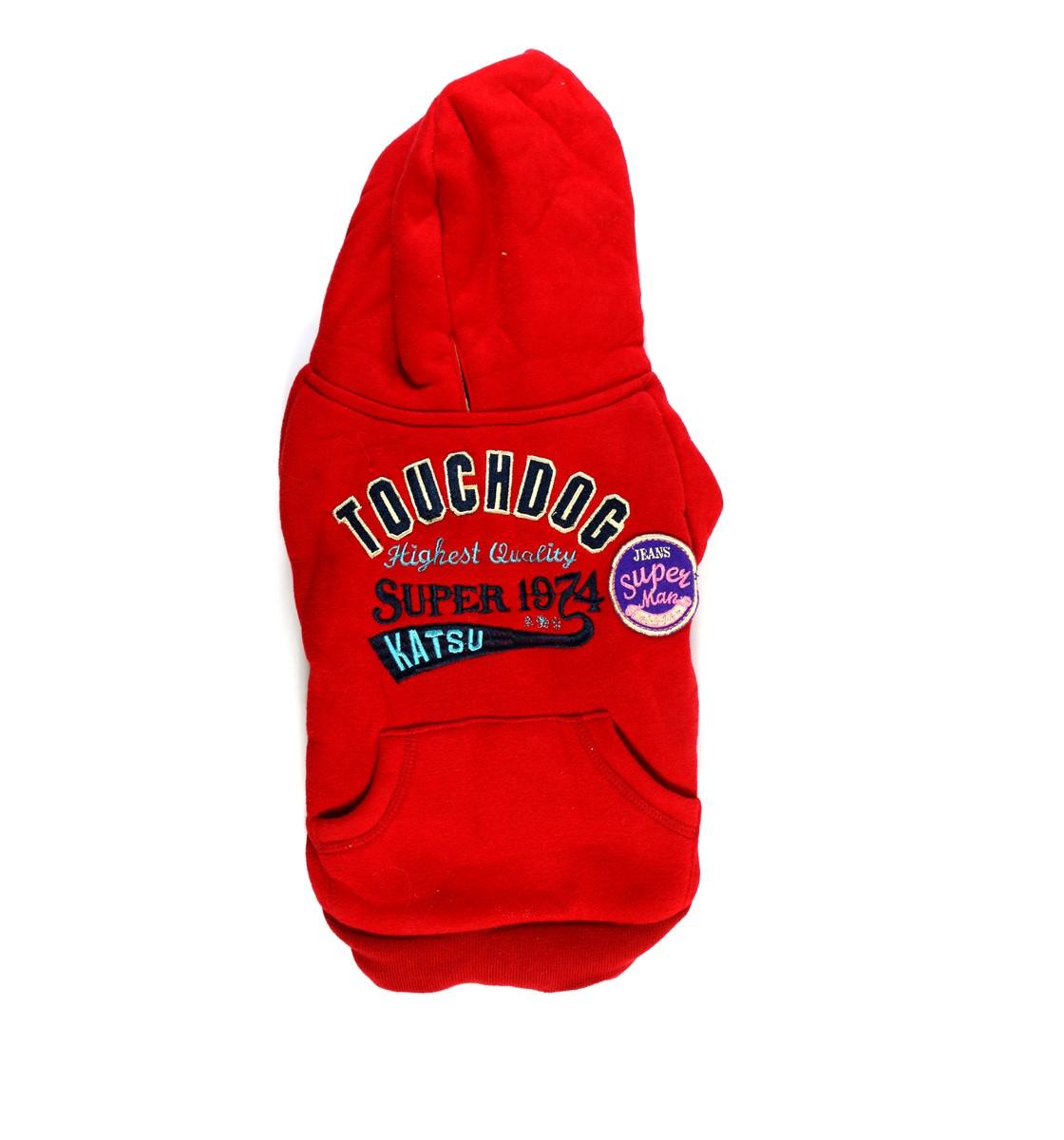 Touchdog Leisure Sport Style Hood Jacket - XSmall