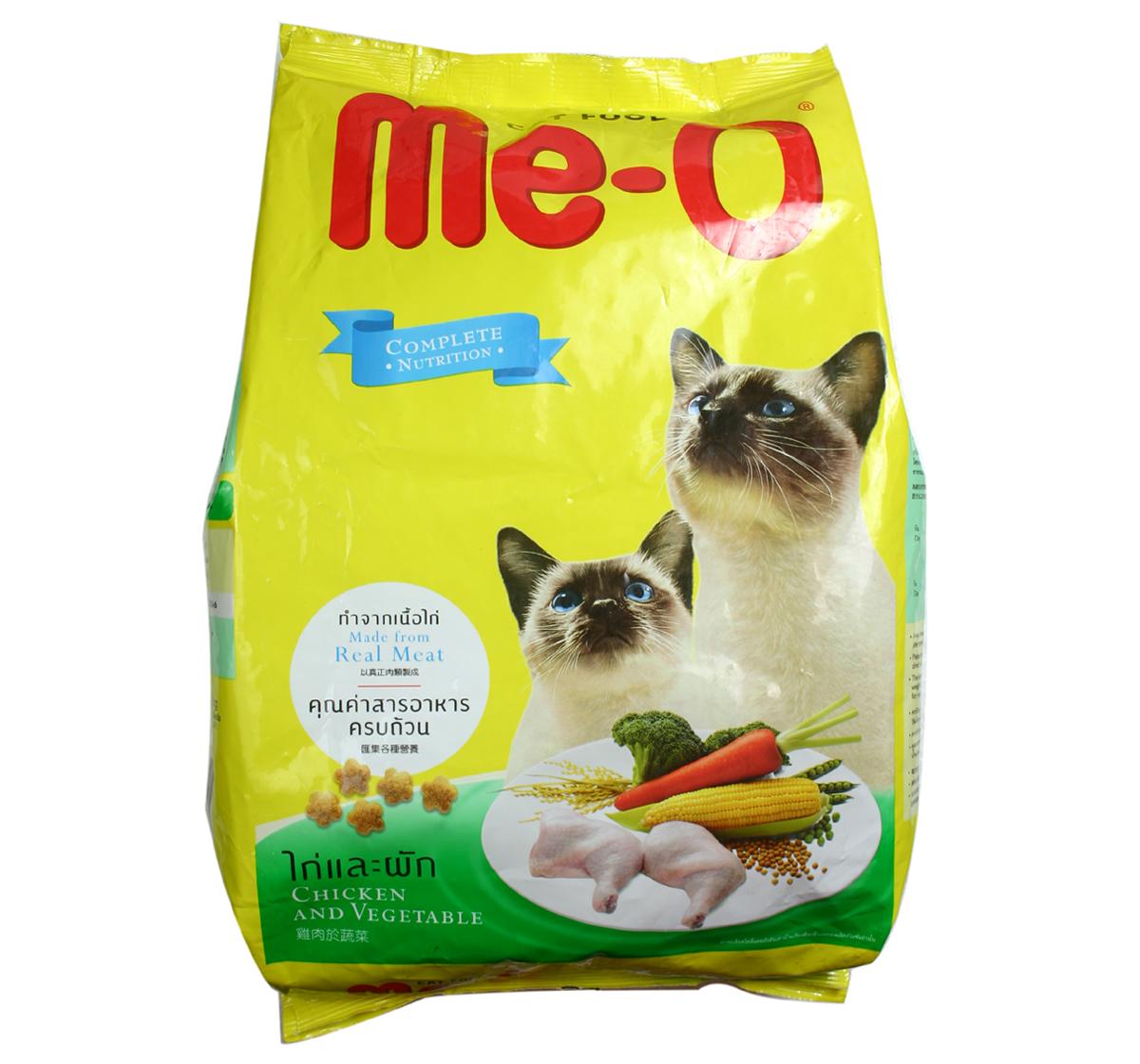 Me O Cat Food