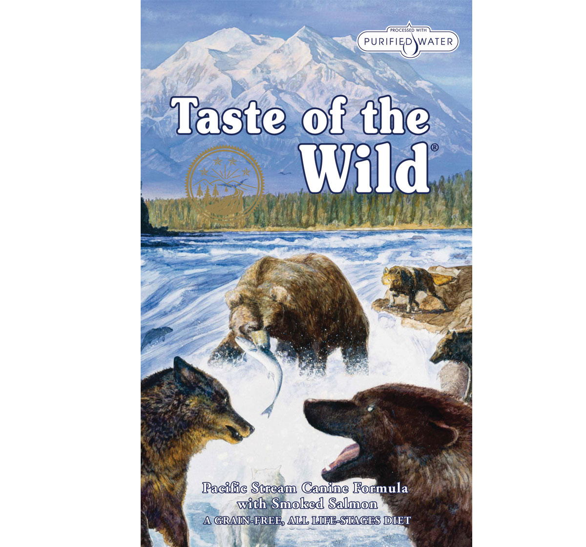 Into The Wild Dog Food