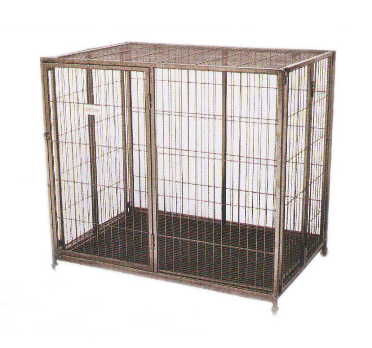 How To Make Cage Of Dog