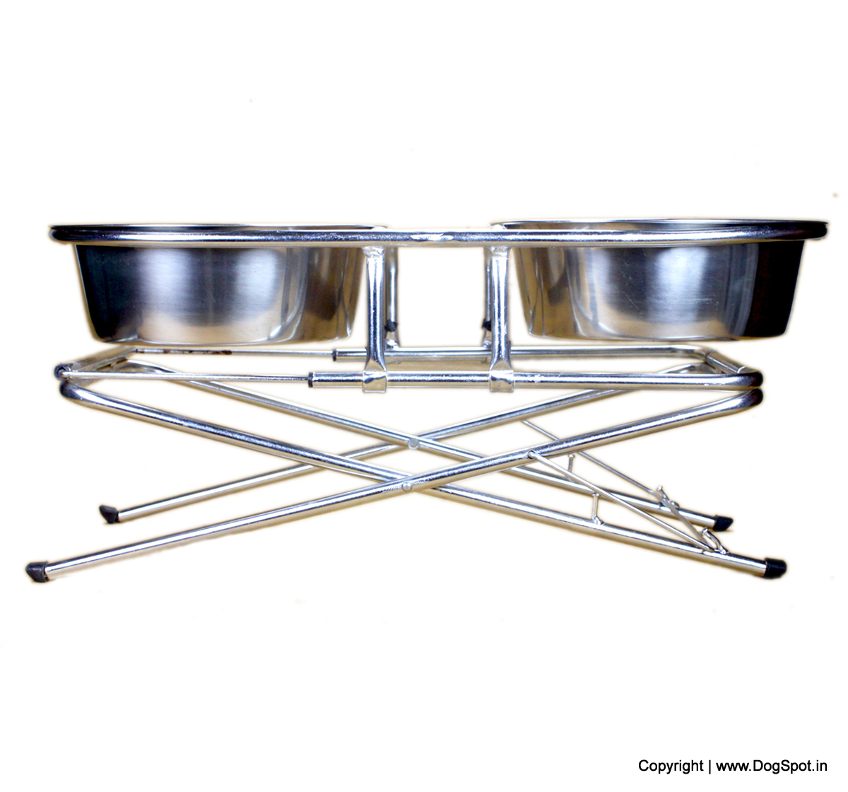 Dog Bowl Set With Collapsible Stand | DogSpot - Online Pet ... - photo#25