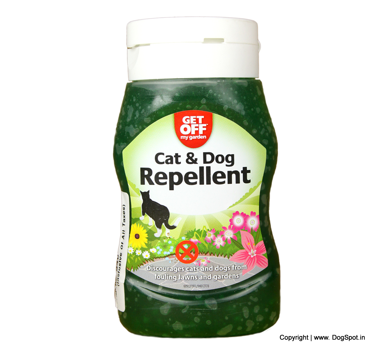 Cat Dog Repellent Gel 200 Gm Dogspot Online Pet Supply Store