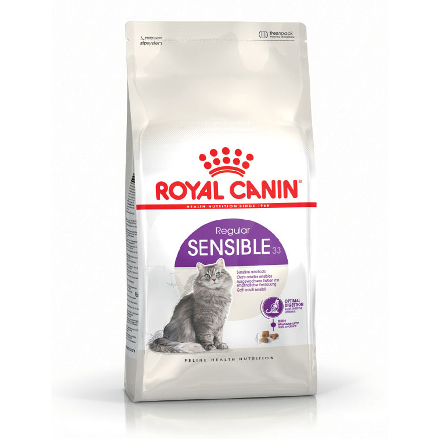 Royal Canin Sensible 33 - 2 Kg