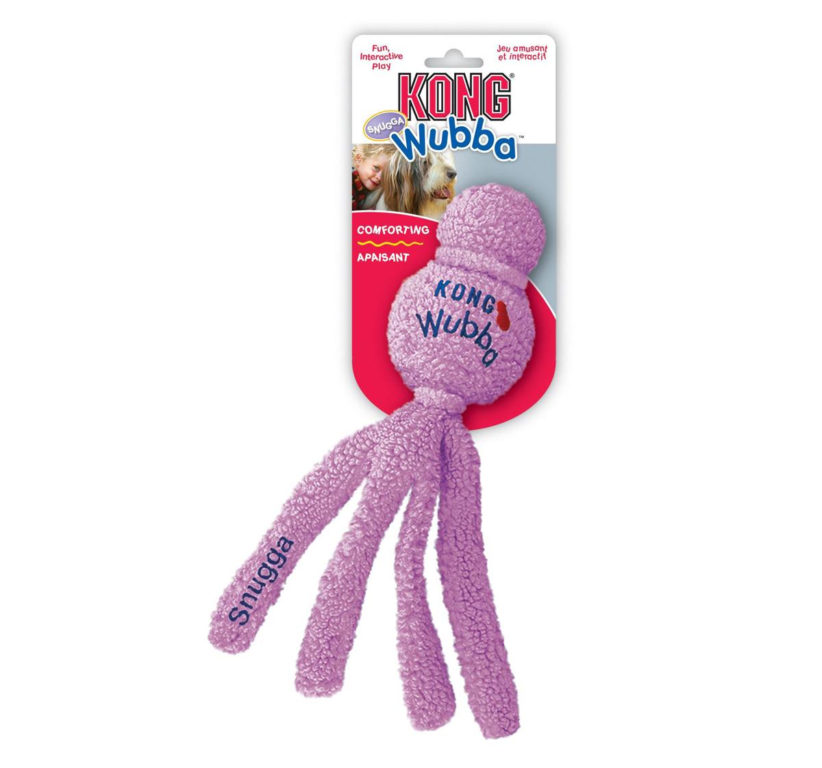 KONG Snugga Wubba Dog Toy - Large