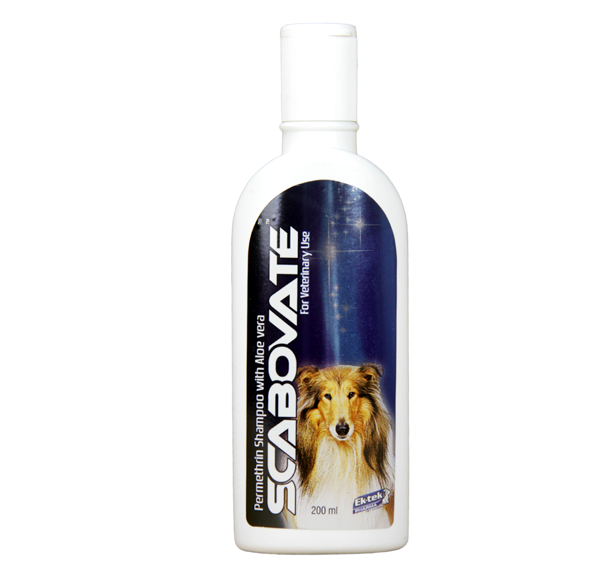Scabovate Anti Tick and Flea Shampoo For Dogs - 200 ml