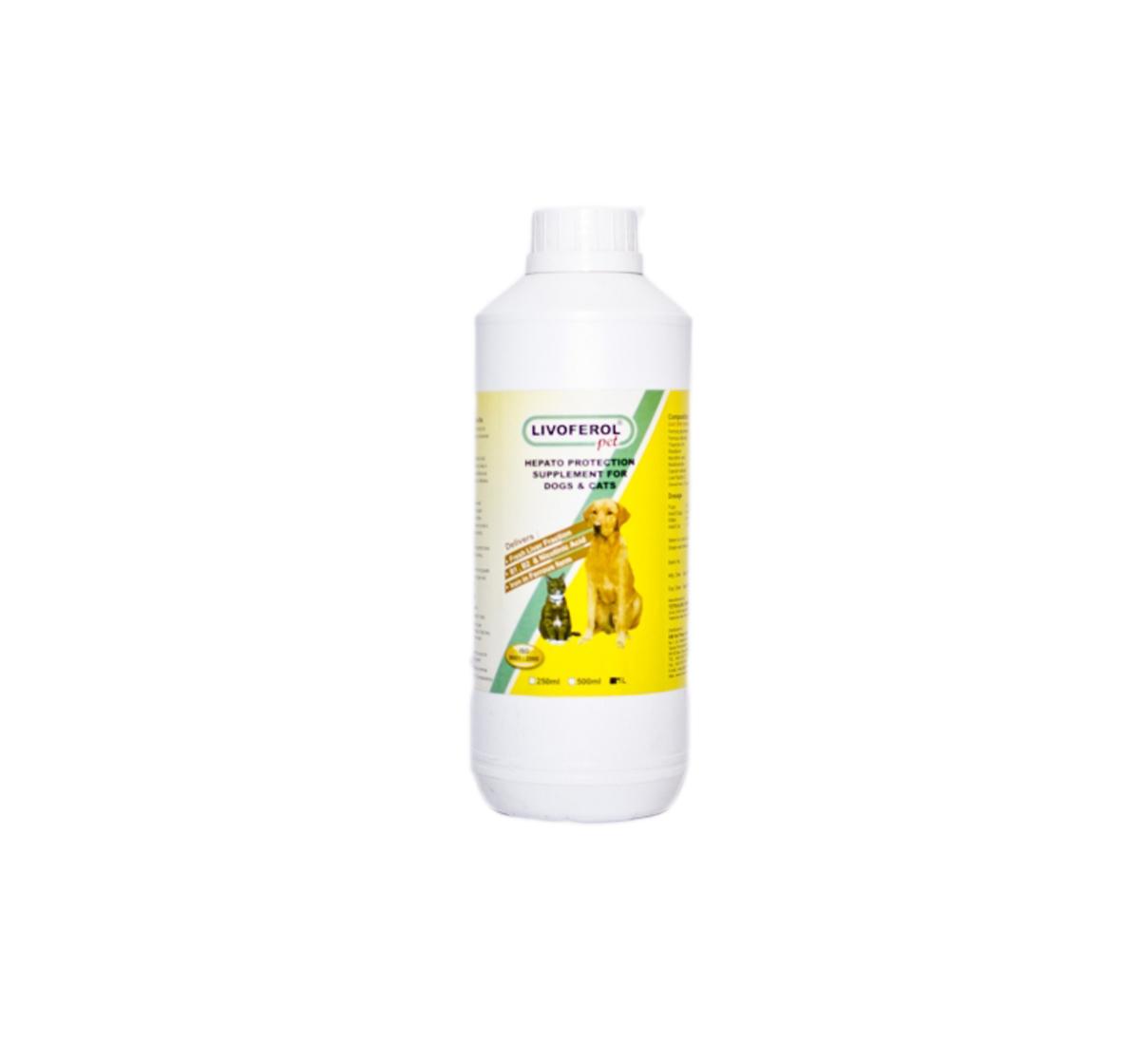 Livoferol Pet Supplement - 200 ml