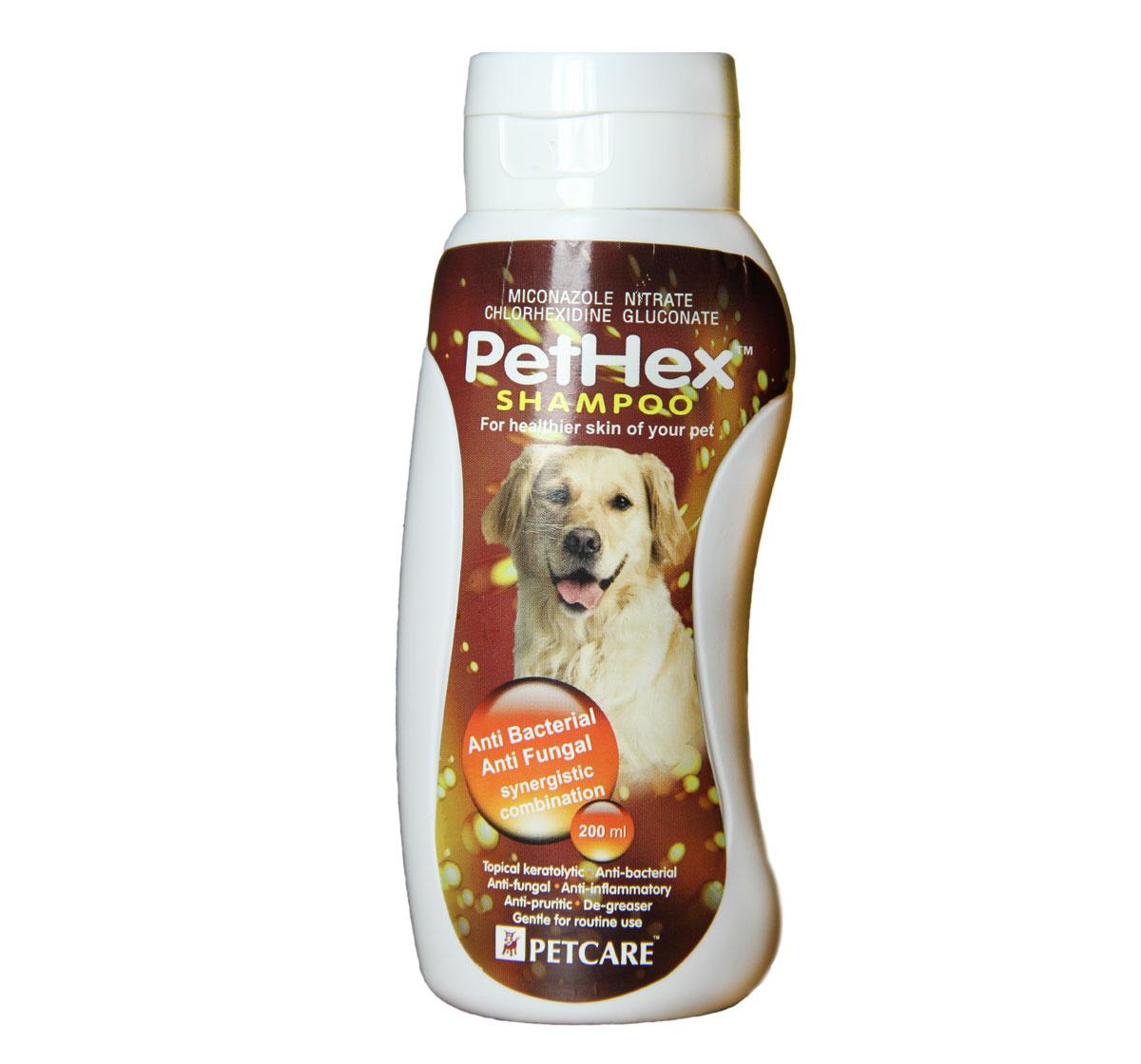 Pethex Skin Care Shampoo For Dog - 200 ml
