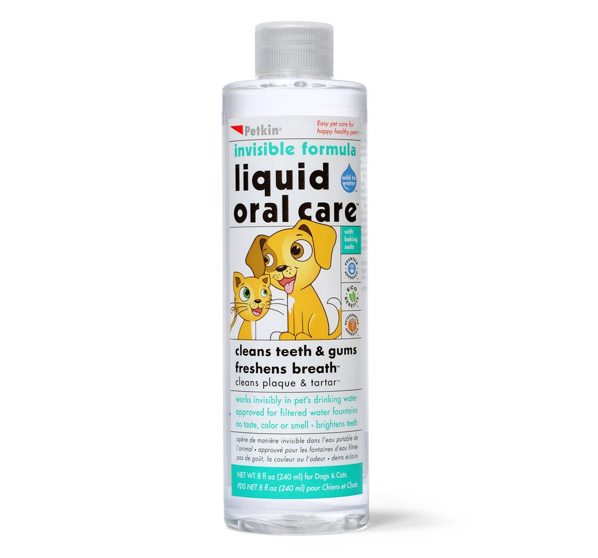 Petkin Liquid Oral Care  For Dog & Cat - 240 ml