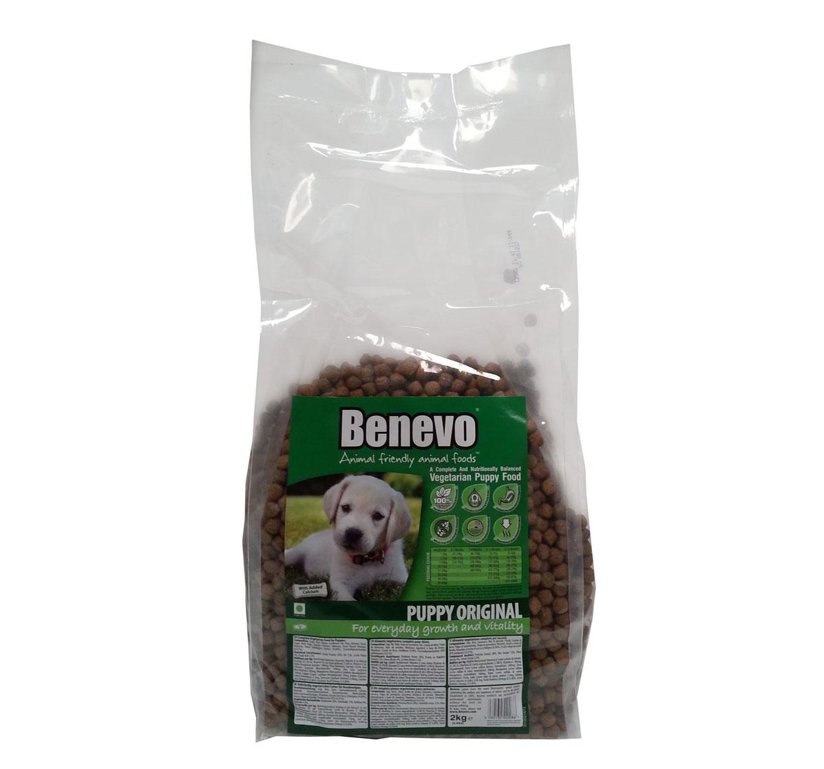 Benevo Vegetarian Dog Food Kg