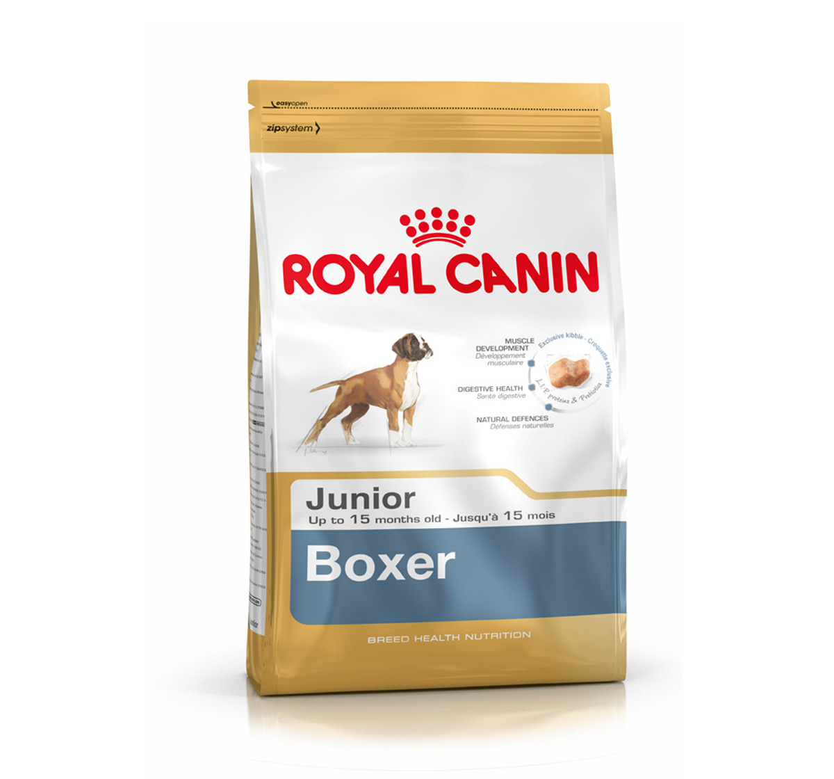 royal canin boxer junior 3 kg dogspot online pet supply store. Black Bedroom Furniture Sets. Home Design Ideas