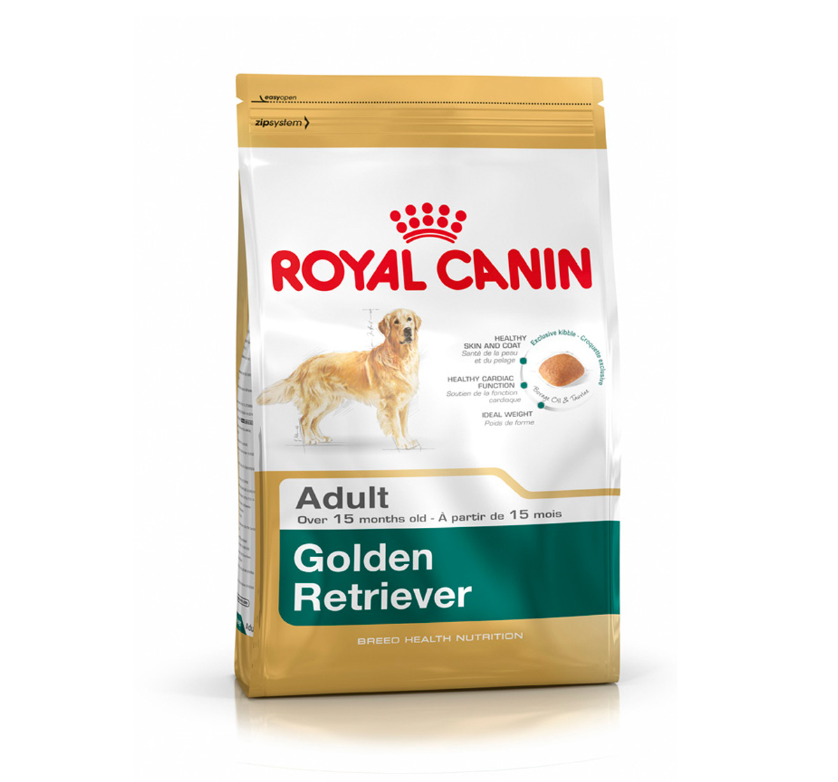 royal canin golden retriever adult 3 kg dogspot. Black Bedroom Furniture Sets. Home Design Ideas