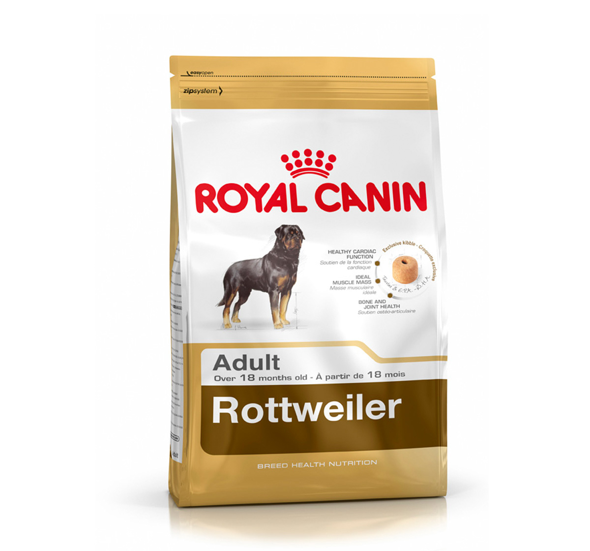royal canin rottweiler adult 12 kg dogspot online. Black Bedroom Furniture Sets. Home Design Ideas