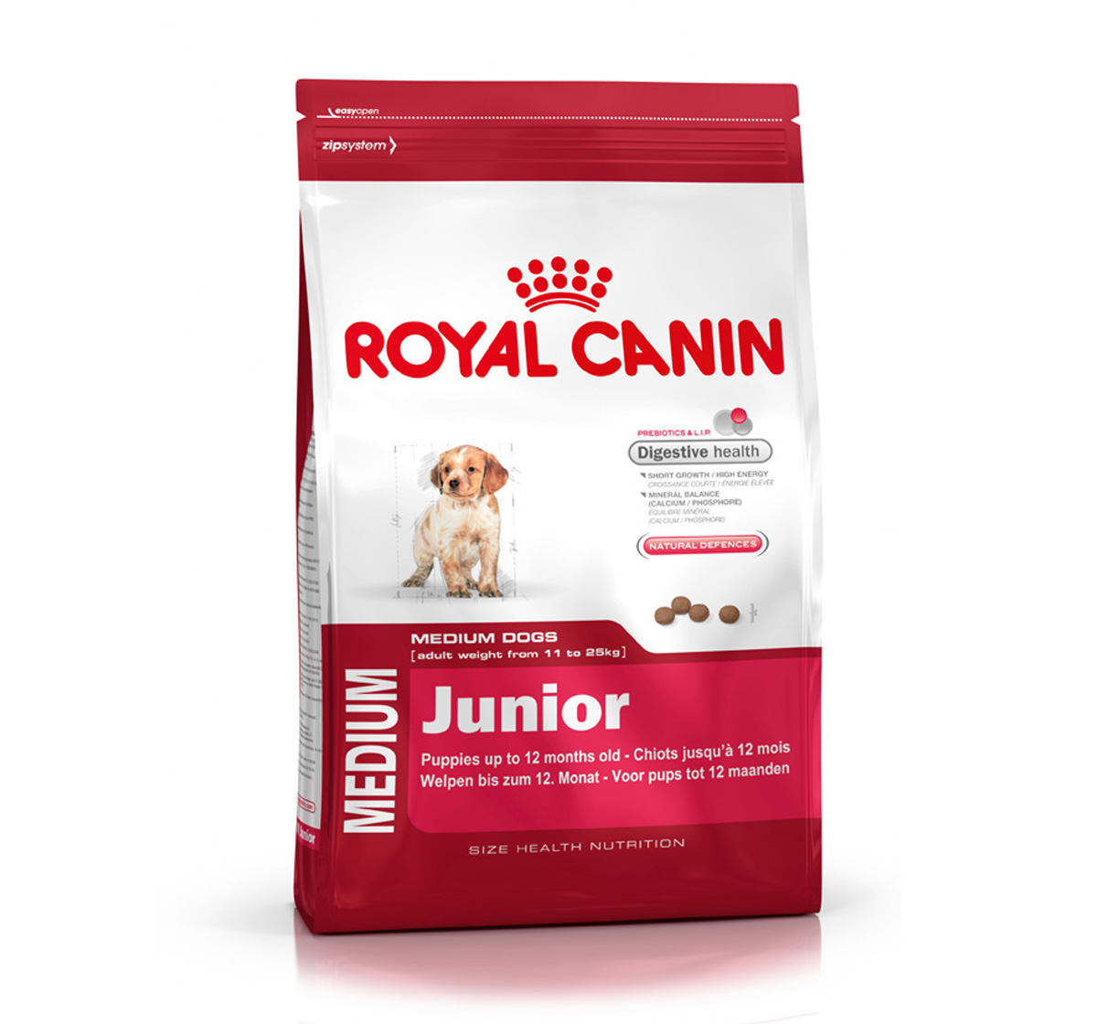 Royal Canin Medium Junior - 15 Kg