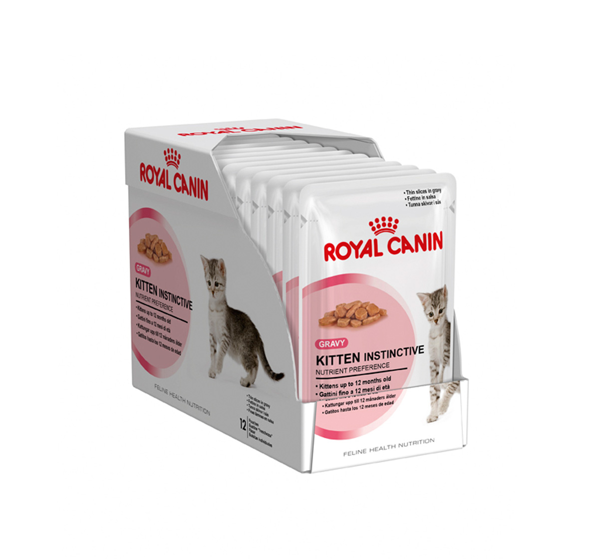 Royal Canin Kitten Instinctive - 1.02 Kg