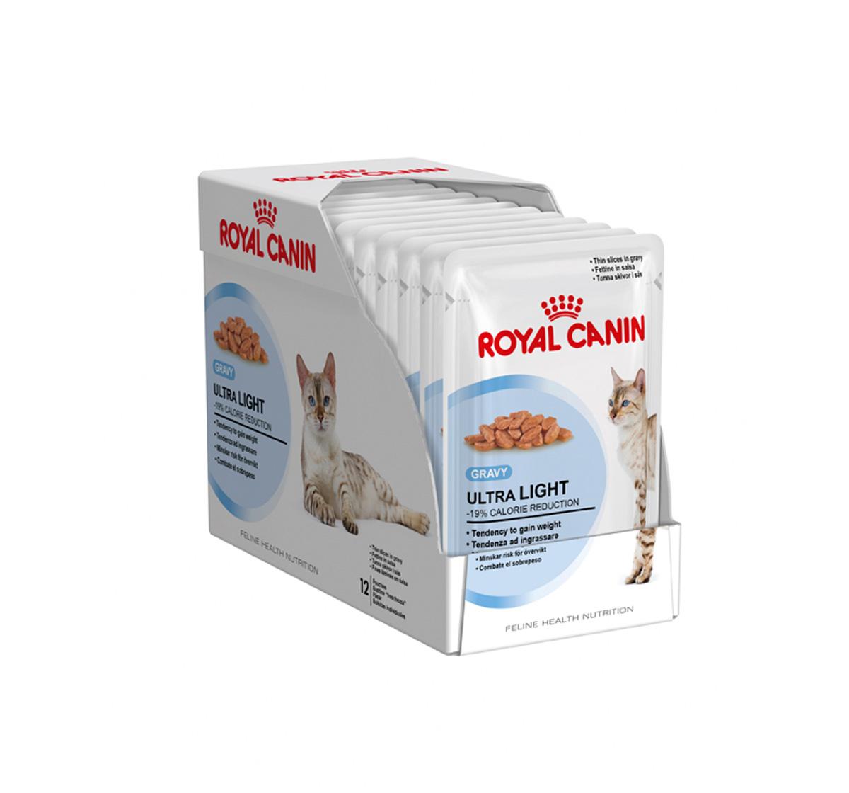 Royal Canin Ultra Light 1 02 Kg Dogspot Online Pet