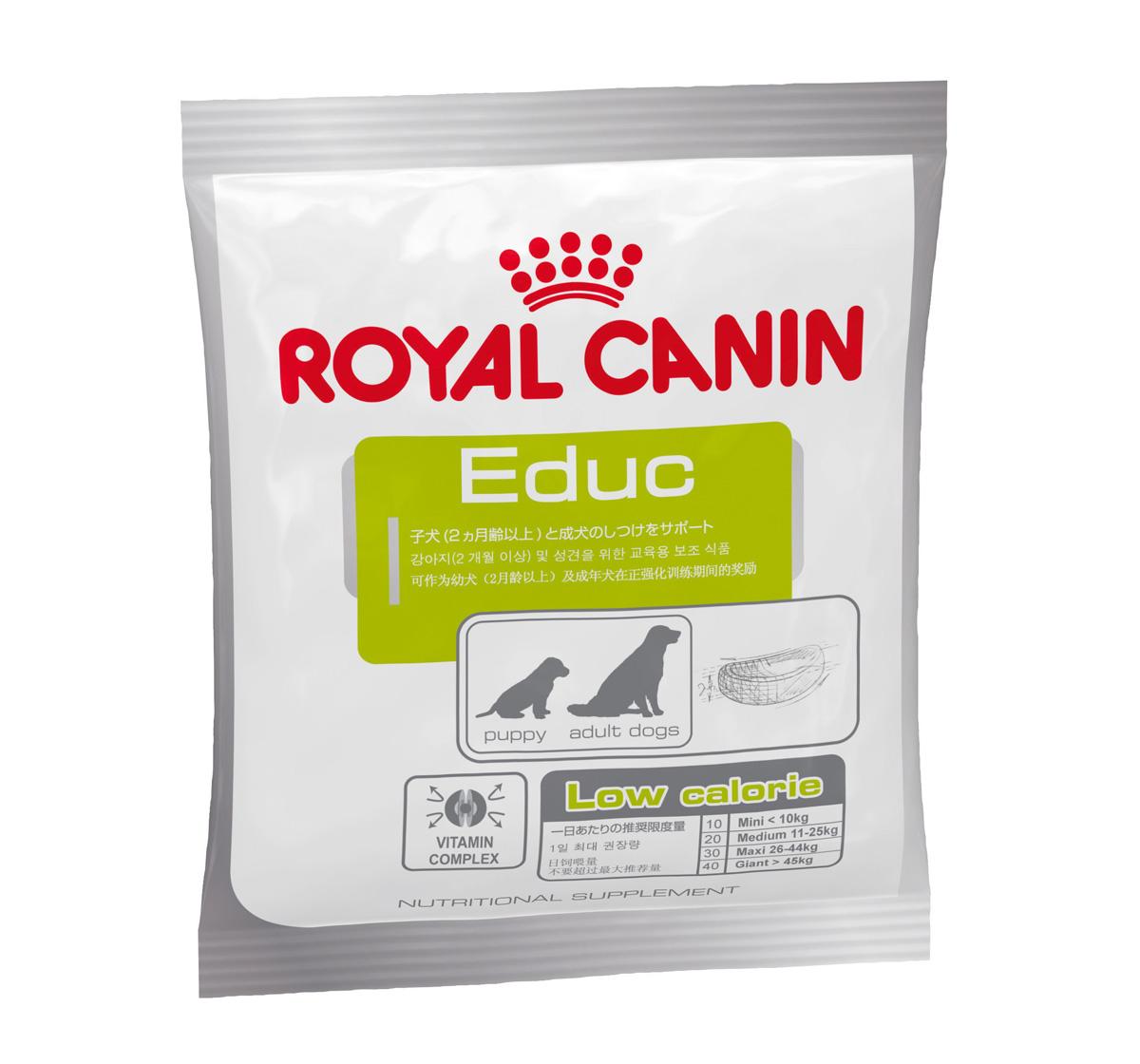 royal canin educ 50 gms dogspot online pet supply store. Black Bedroom Furniture Sets. Home Design Ideas