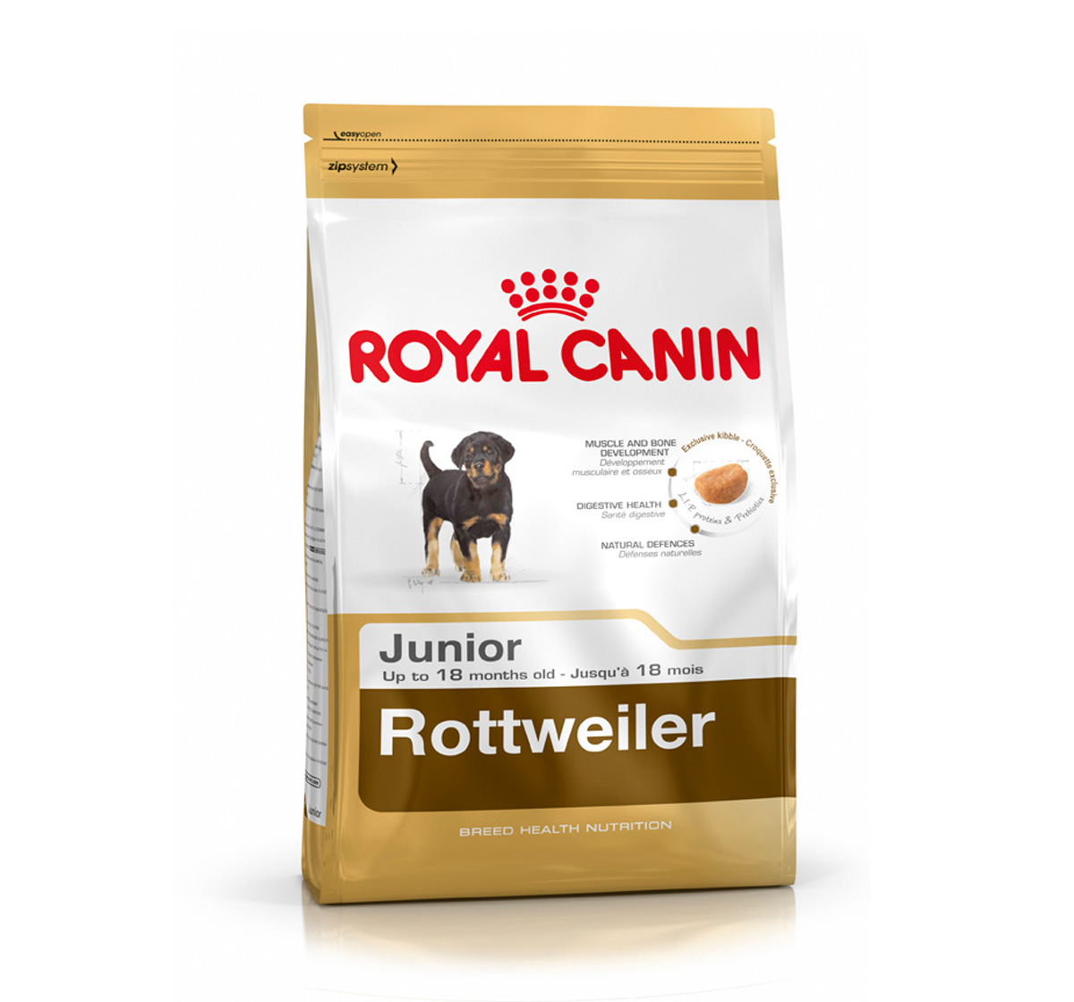 royal canin rottweiler junior 12 kg dogspot online pet supply store. Black Bedroom Furniture Sets. Home Design Ideas