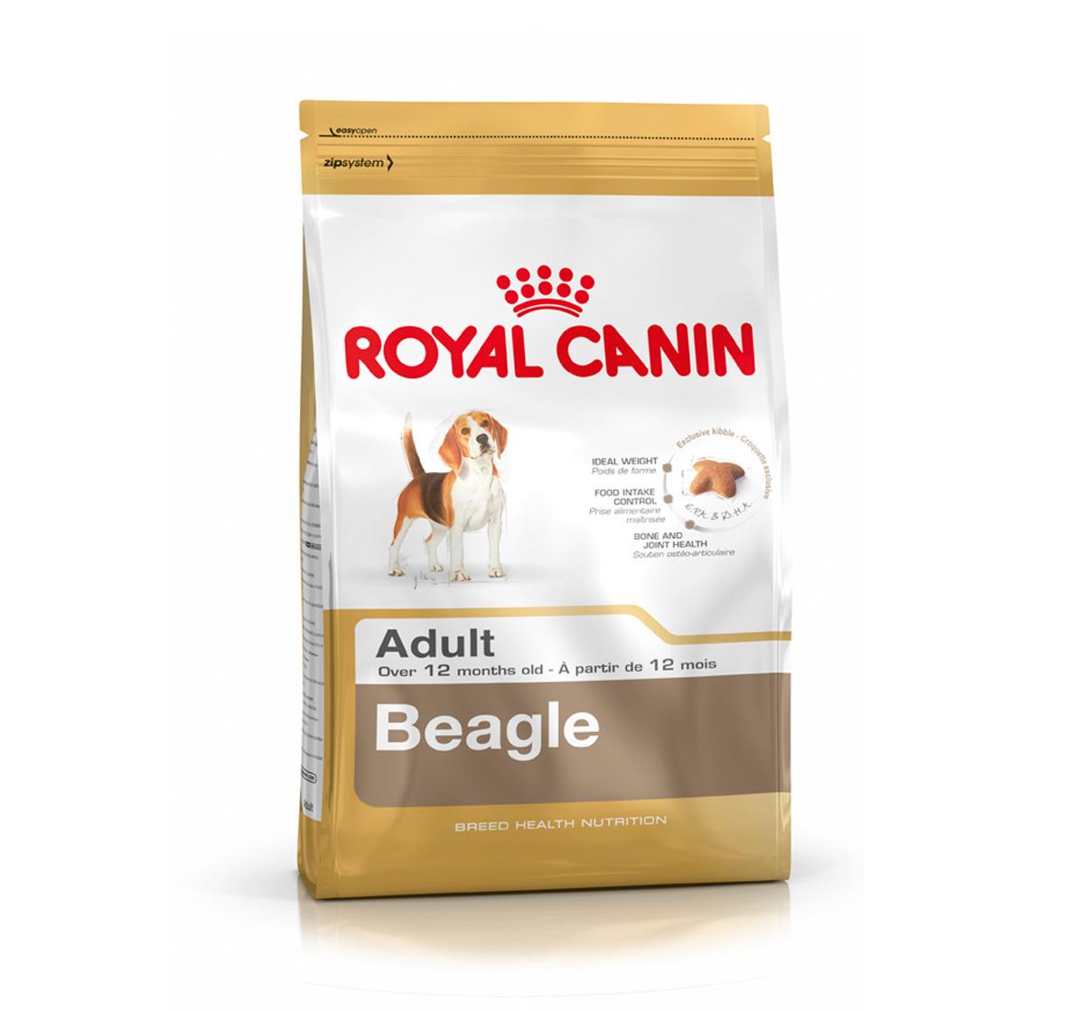 royal canin beagle adult 3 kg dogspot online pet supply store. Black Bedroom Furniture Sets. Home Design Ideas