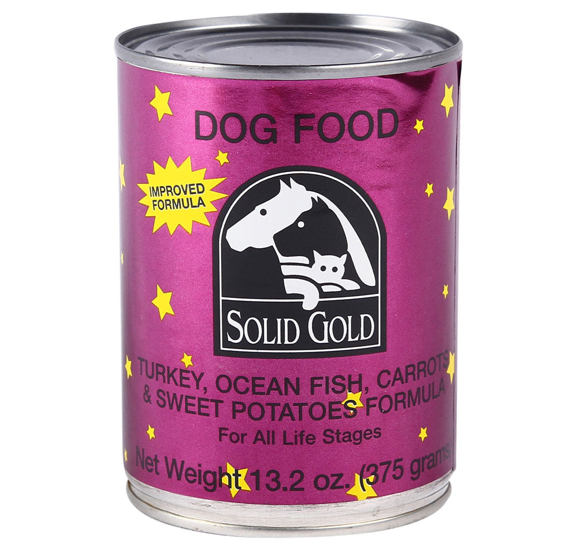 Solid Gold Canned Dog Food