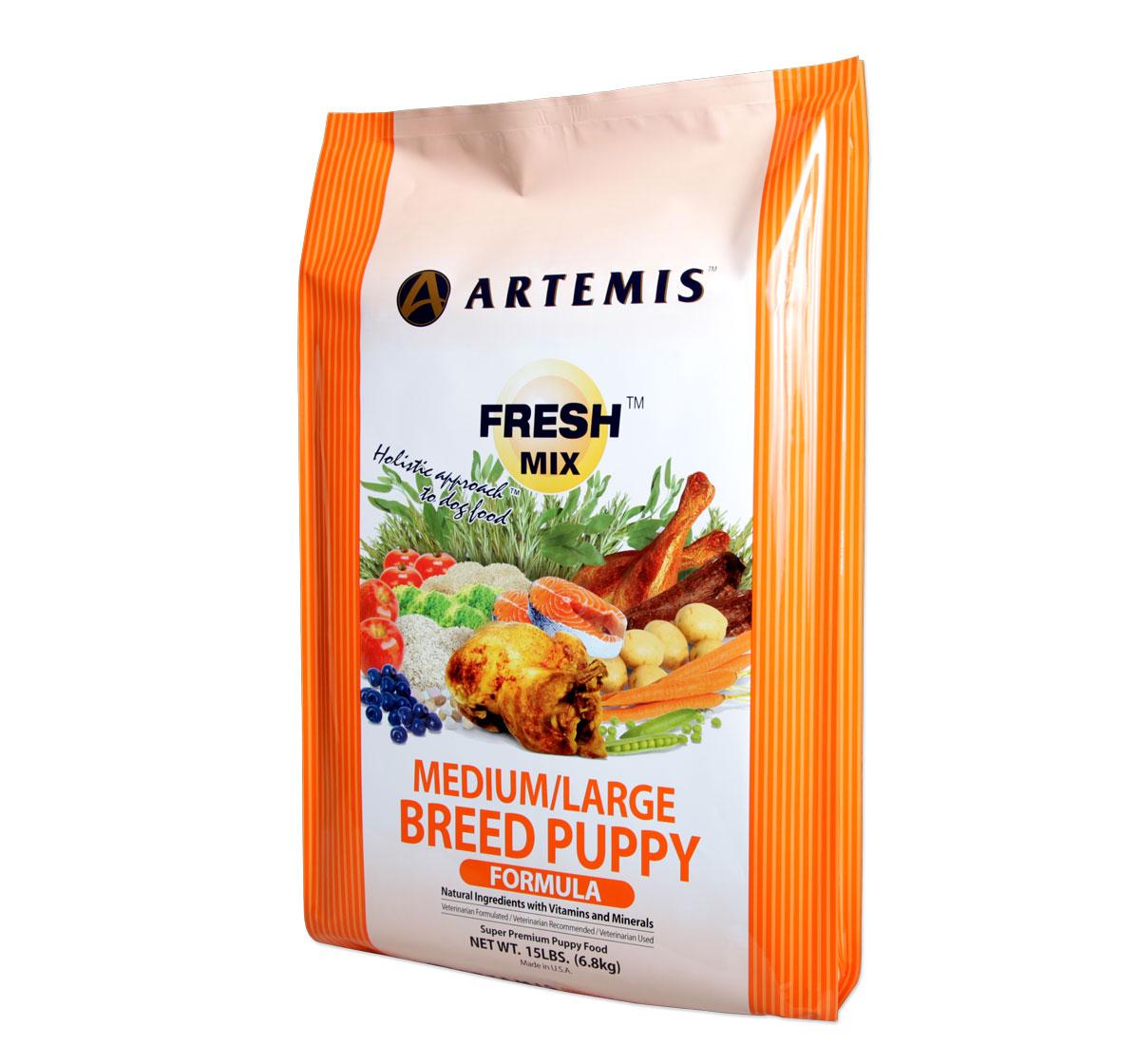 Artemis Small Breed Dog Food