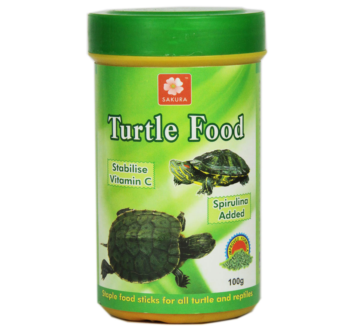 sakura turtle food 0 1kg a specially formulated food for your turtle ...