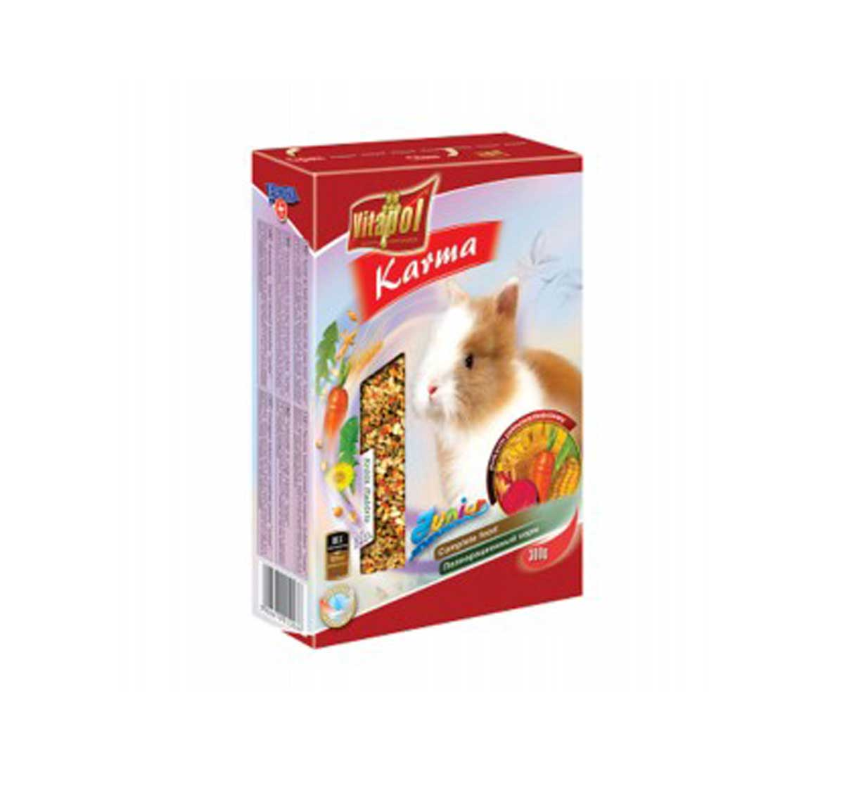 Vitapol Junior Food For Rabbits - 300 gms