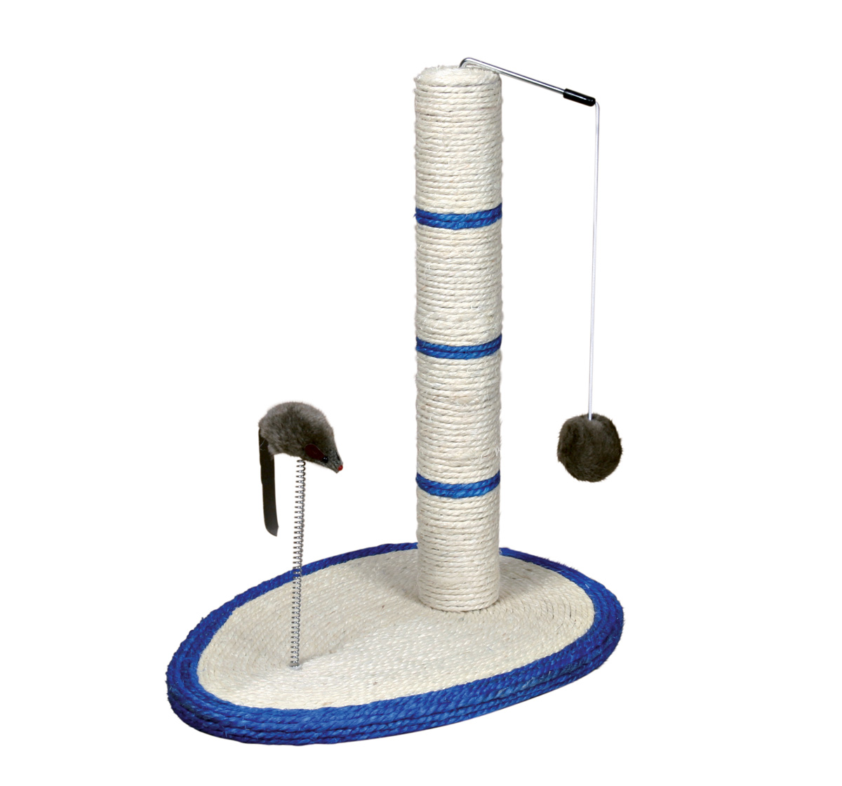 Trixie Me Scratching Post - (Floor area 50.8x30.4 cm)