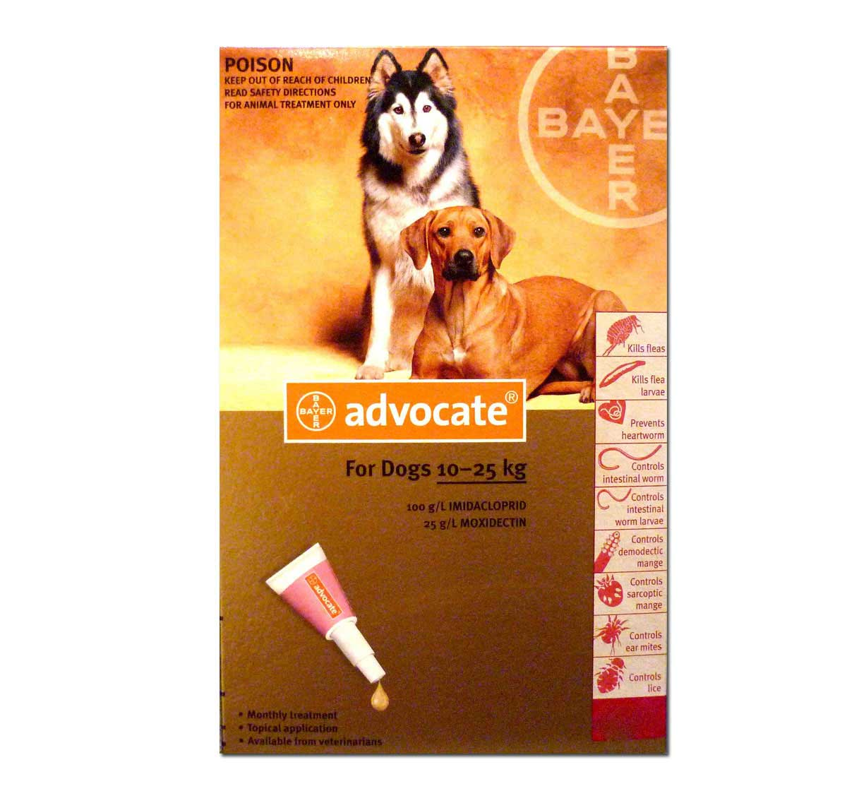Q Dog Brand Bayer Advocate For Ext...